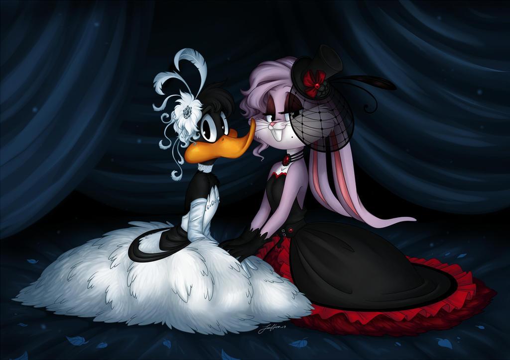 Looney Tunes - Crossdressing by albadune