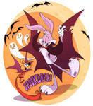 Wabbit Spooktober