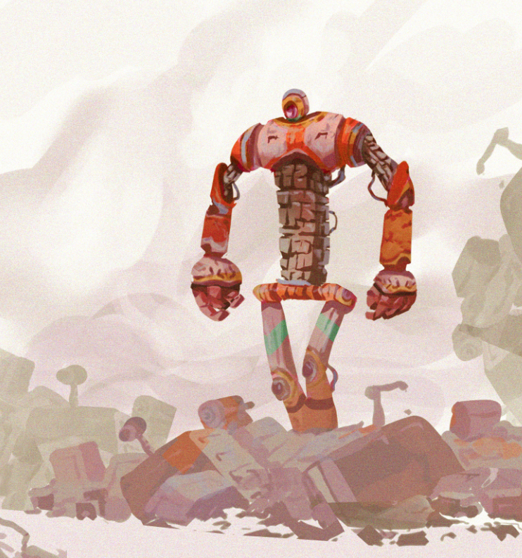 Robot concept_02 by miguelrobledo
