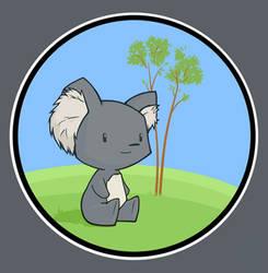 koala by lemonademix