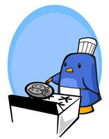 pengy is a chef