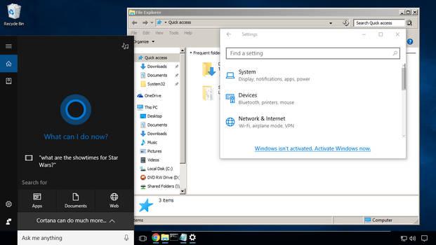 Windows 10 Classic Theme w/ DWM (Not Visual Style)