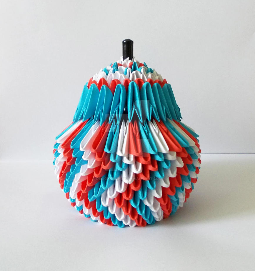 3d origami sugar bowl 3 by designermetin on deviantart 3d origami sugar bowl 3 by designermetin jeuxipadfo Images
