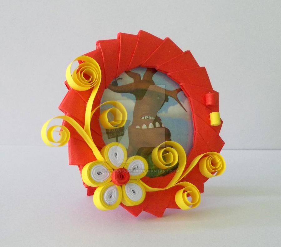 How To Make Origami Camera