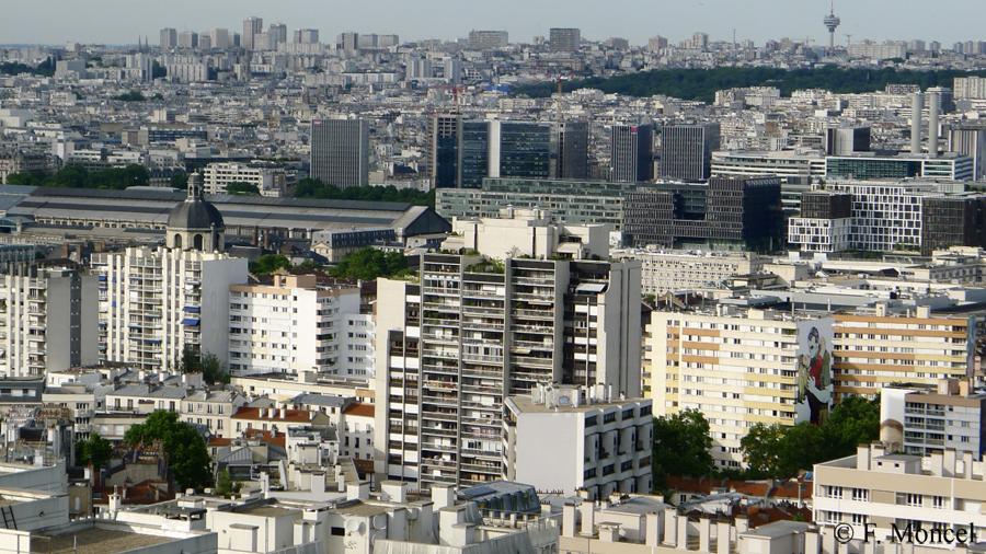 Paris Mythique. by Frederic-Moncel