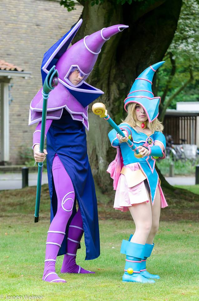 Sounds tempting porn cosplay dark magician girl the purpose