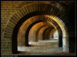 Sunset Arches by dutchgoblin