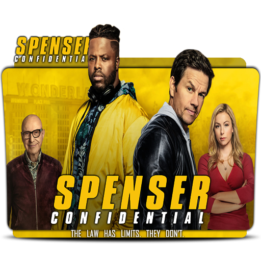 Spenser Confidential 2020 Movie Folder Icon V1 By Yasinproduct On Deviantart