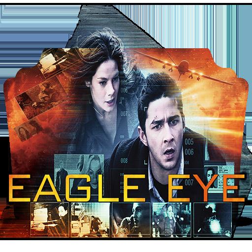 Eagle Eye 2008 Movie Folder Icon By Yasinproduct On Deviantart
