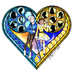Jatherine Stained Glass by KTMB17
