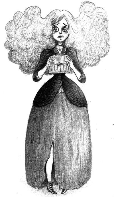 the canterville ghost   virginia ii by ellea bird d827nb5 - Traditional Wedding Etiquette