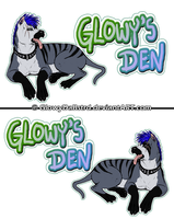 My den signs by casualGEE