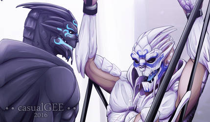 Toorians by casualGEE