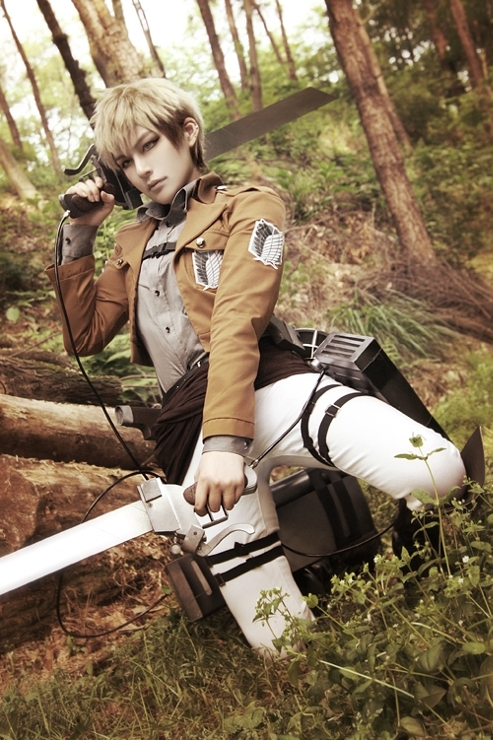 Attack On Titan (Shingeki no Kyojin) Jean Killstei by Mcosplay