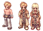 Sprites by BrianMax