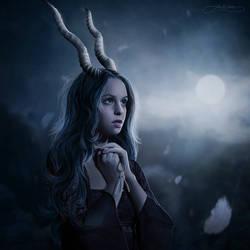 Daughter of Smoke and Bone by Elluna