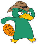 Perry the Platypus -Agent P-