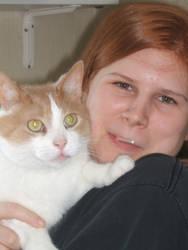 Me and mah kitty