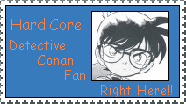 Detective Conan Stamp by Fluffy-Moose