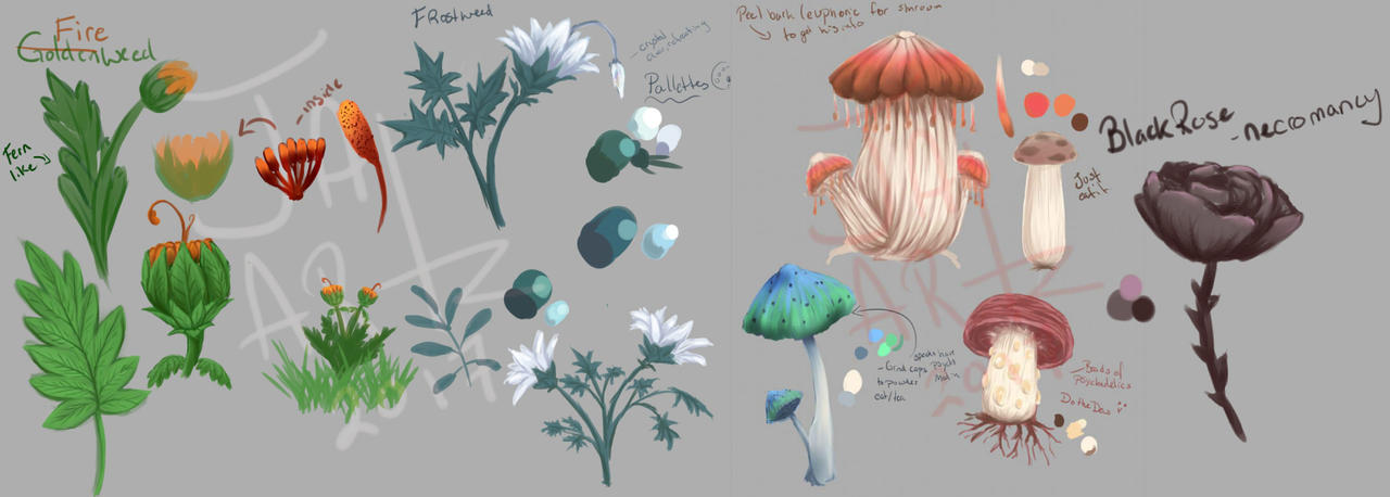 Flora Form by JaiArtz