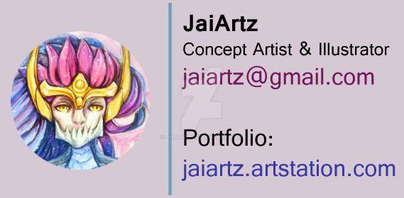 Signature by JaiArtz