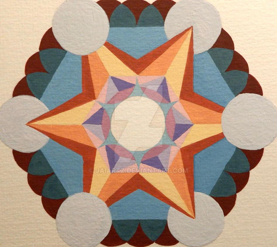 Snowflake 01 by JaiArtz
