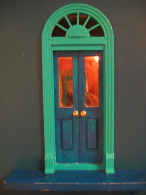 Faerie door to the faerie home by dreammrsandman on deviantart for The faerie door
