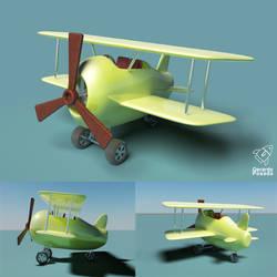 Airplane by gerar2