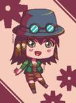 Chibi Terraria Steampunker