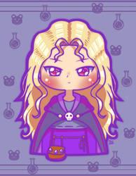 Chibi Witch Princess