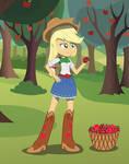 Applejack (Roses and Hearts VD 2015)
