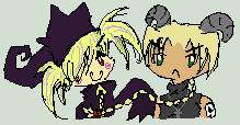 Jinxi and Griffon by Moriiko