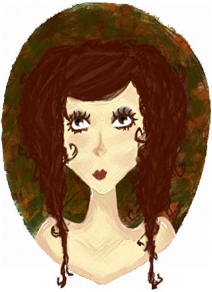 Self Portait by Moriiko