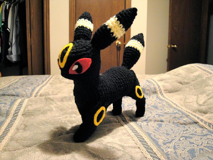 My Umbreon Crochet by frozen-cookie on DeviantArt
