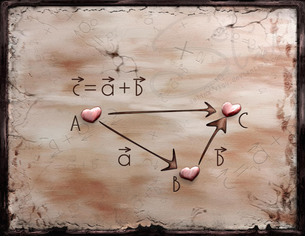 Vector algebra of Hearts by Selina-Vigu