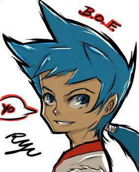 Ryu of Breath of Fire 4
