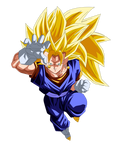 Vegetto Super Saiyajin 3|Dragon Ball Z|By:Narlecks