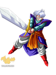 Trunks supreme kai outfit|DragonBallZ|By:Narlecks