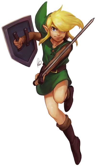link to the past by BBrangka