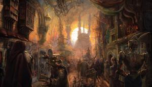 Steambul City