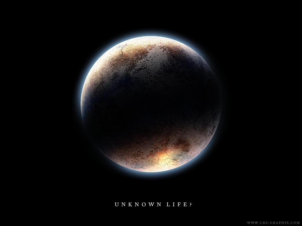 Unknown Life ? by crs-graphix