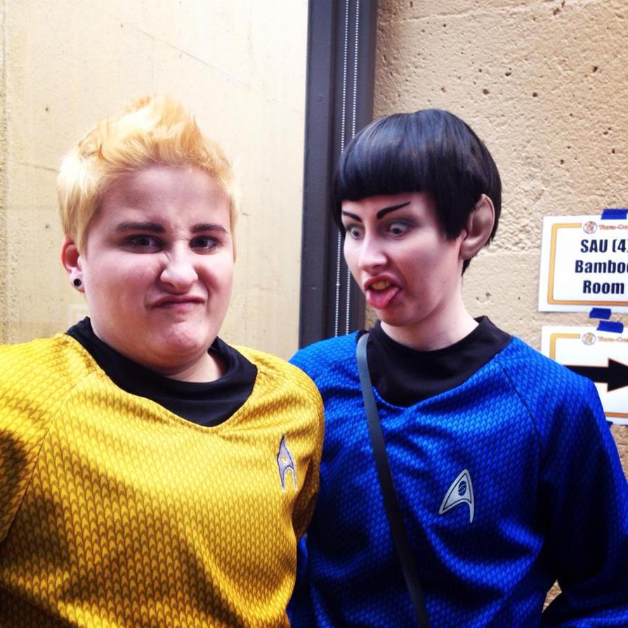 Star Trek: WHAT by rdjass