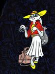 Looney Tunes: Tourists_Honey