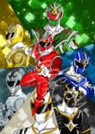 Power Rangers Diamond Clash