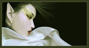 Elf Lady by nikki-yang