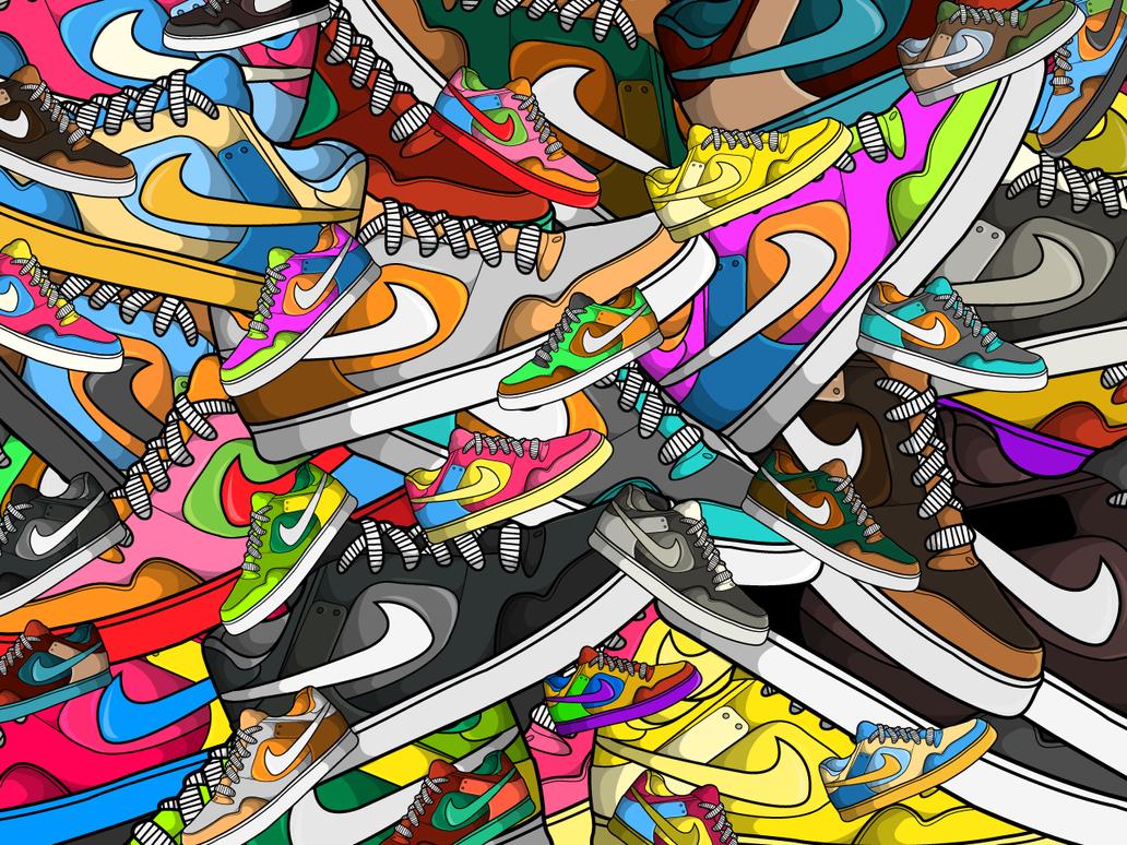 Nike spam by JDog0601