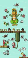 Suuuper Mariooo by JDog0601