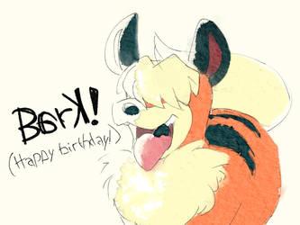 Happy Furday, Shion! by chicoARTS