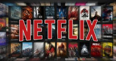 Netflix by chicoARTS