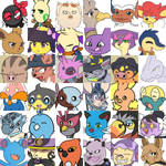 [PKMN-S] Chapter II Part 4 *CASTING CALL* by chicoARTS